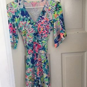 Lilly Pulitzer Other - Lilly Pulitzer Madilyn Romper